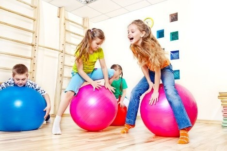 Pilates for Kids'