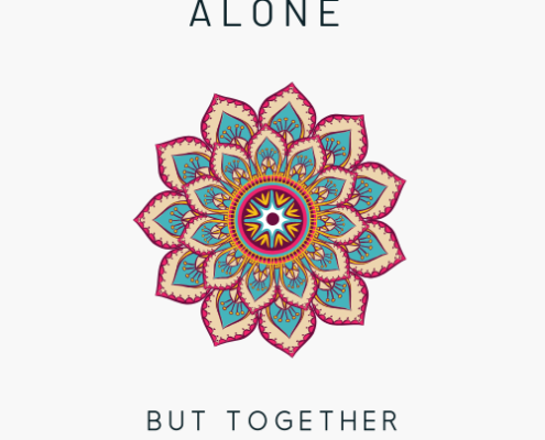 Alone but together